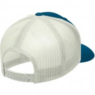 gorra the indian face born to windsurf azul y blanco