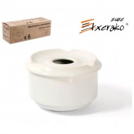 cenicero blanco hosteleria 11cm absolute