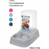 dispensador eatdrink 370l colores surtidos