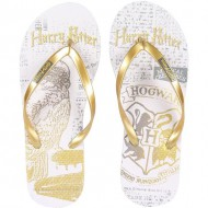 chanclas premium harry potter blanca talla 40