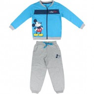 chandal cotton brushed mickey talla 4 años