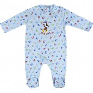 pelele single jersey mickey light t 9 meses