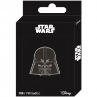 pin metal star wars darth vader negro