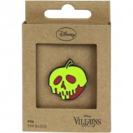 pin metal disney villanas rojo
