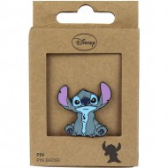 pin metal disney stitch azul