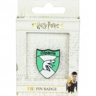 pin metal harry potter slytherin verde