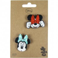 broche minnie rainbow